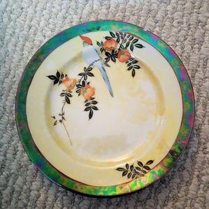 Vintage Fine Bone China Plate